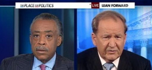 Pat Buchanan Calls Obama 'Your Boy' To Al Sharpton