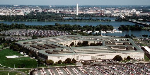 Defense Department To Recall Most Furloughed Civilians Back To Work