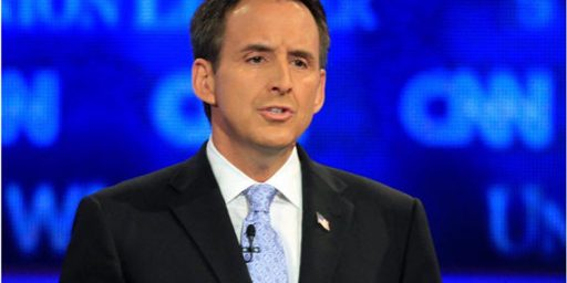 Bowing To Pressure, Tim Pawlenty Signs Anti-Gay Marriage Pledge