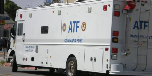 Acting BATF Director Reassigned In Wake Of Gunrunning Scandal