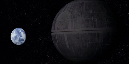 Is The Death Star Cost Effective?