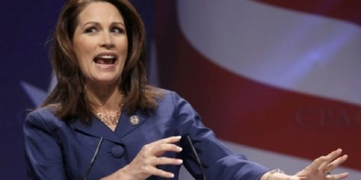 Bachmann Needs a Comparative Politics Class (and Some History and Logic, too)
