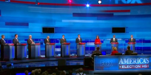 Foreign Policy At The GOP Debate: Lots Of Sound Bites, Little Substance