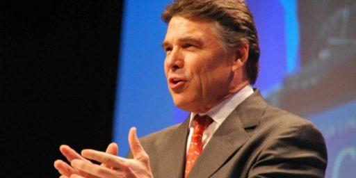 Rick Perry Walks Back Social Security Rhetoric