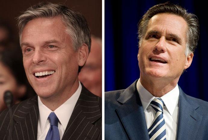 Romney Huntsman