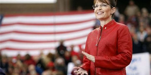 Fox News Poll: 74% Of Republicans Don't Want Sarah Palin To Run For POTUS