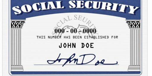 Poll Finds Public Says Social Security Needs Changes, But Doesn't Think It's A Failure
