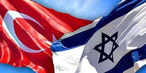 Turkey Expels Israeli Ambassador As Dispute Over Flotilla Worsens