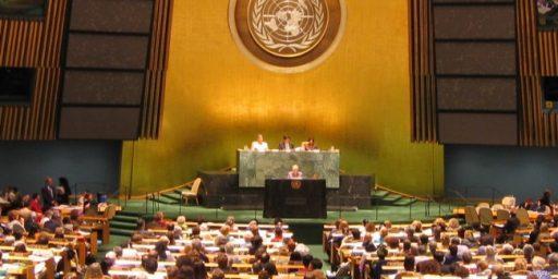 Michele Bachmann Urges President Obama To Violate International Treaty Obligations