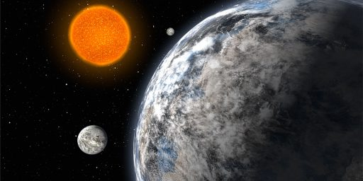 """Newly Discovered """"Super-Earth"""" Could Support Life"""