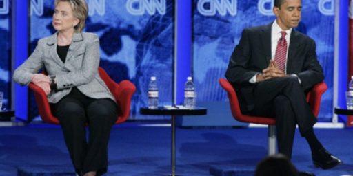 Dick Cheney: Hillary Should Run Against Obama