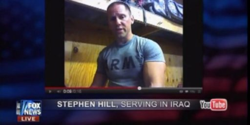 Gay Soldier Gets Booed For Asking About Don't Ask Don't Tell At GOP Debate
