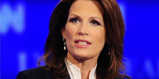 Michele Bachmann Renounces Swiss Citizenship
