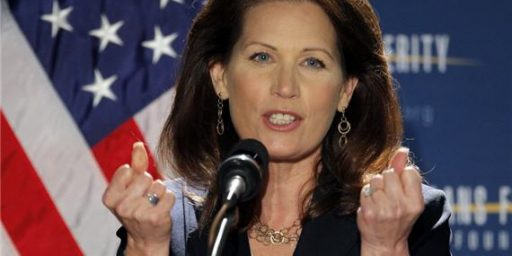 Bioethicists Offer $11,000 Reward If Michele Bachmann Can Prove Her Claims About Gardisil
