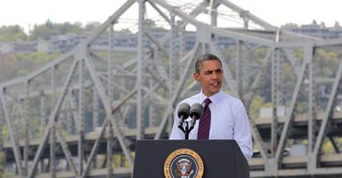 Obama's Bridge Collapse