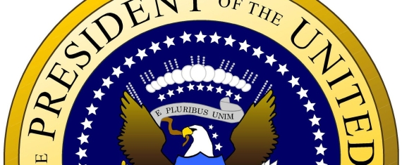 potus seal partial
