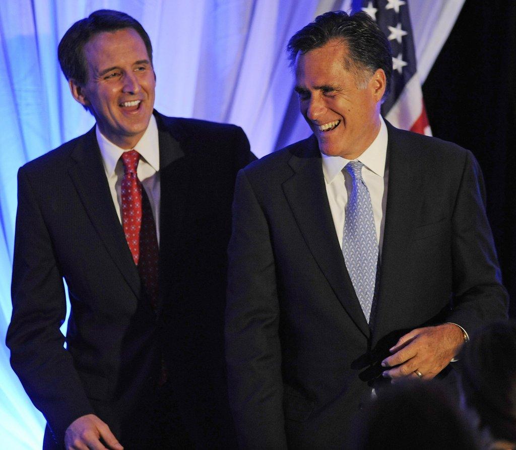 Romney Pawlenty