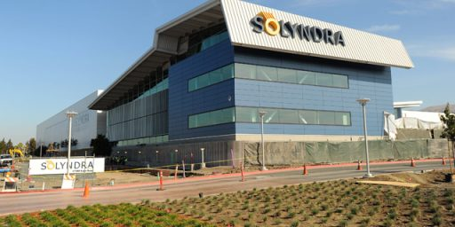 FBI Executes Search Warrants At Solyndra Headquarters