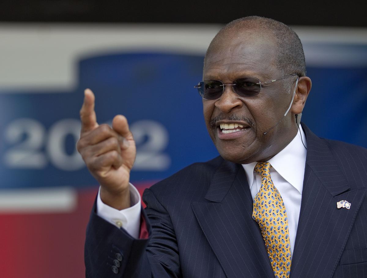 Herman Cain 2
