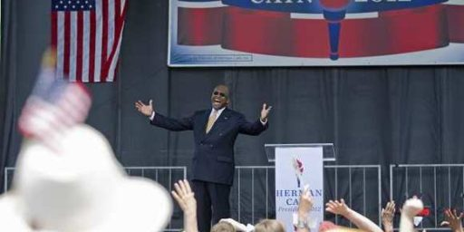Herman Cain Rising: New Frontrunner, Or Flash In The Pan?