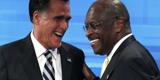 Romney, Cain At The Top In Four New State Polls