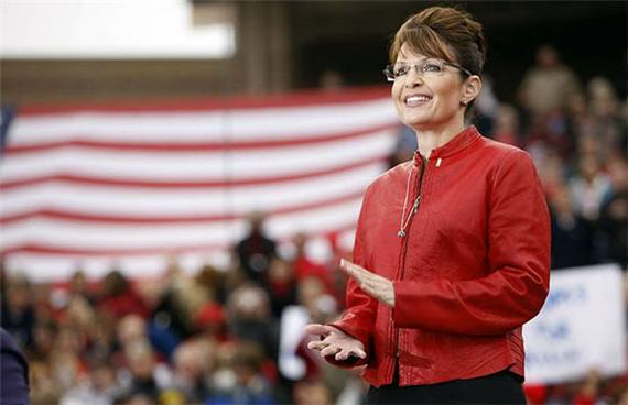 Sarah-Palin-Speaking-Red-Jacket