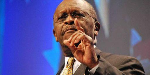 """The Utter Folly Of Herman Cain's """"9-9-9"""" Plan"""