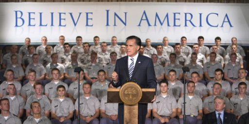 Romney's Realist Foreign Policy