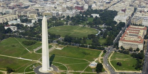 Washington, D.C. Now Wealthiest Area Of The Country