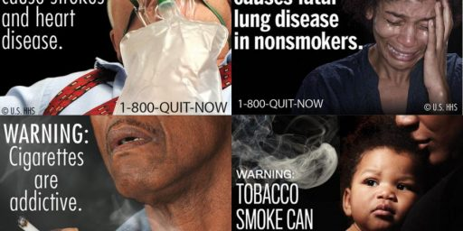 Federal Judge Blocks Cigarette Warning Labels