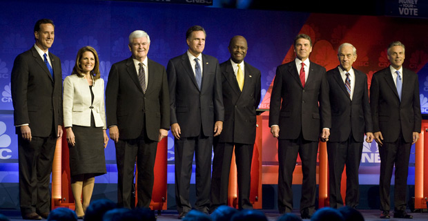 GOP CNBC Debate