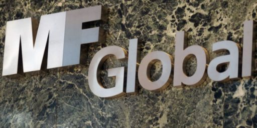 MF Global Losses Could Total $1.2 Billion In Client Funds