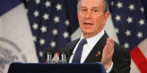Mike Bloomberg Wants To Control The Size Of Your Soft Drink