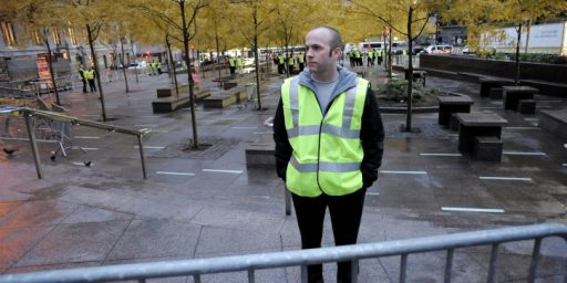 New York Judge Rules For City In Clearing Of Zuccotti Park
