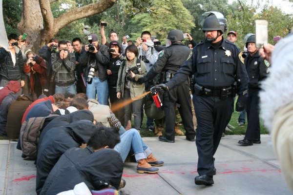 police-pepper-spray-protestors