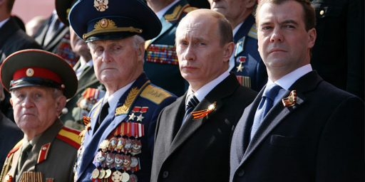 Russia on Combat Alert over NATO Missile Defense