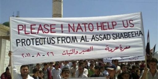 Syria and the Responsibility to Protect