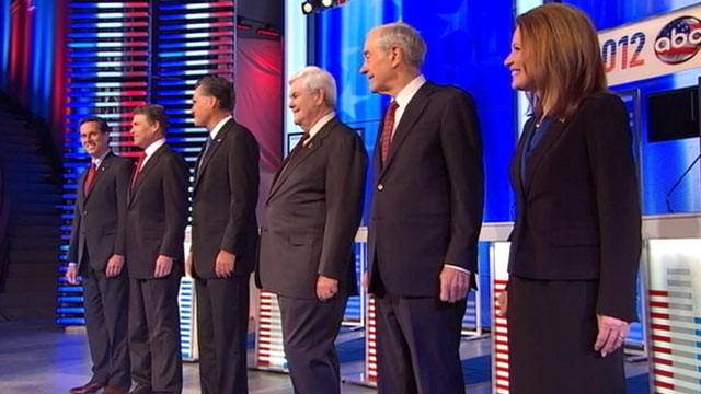 Dec 10 Iowa Debate