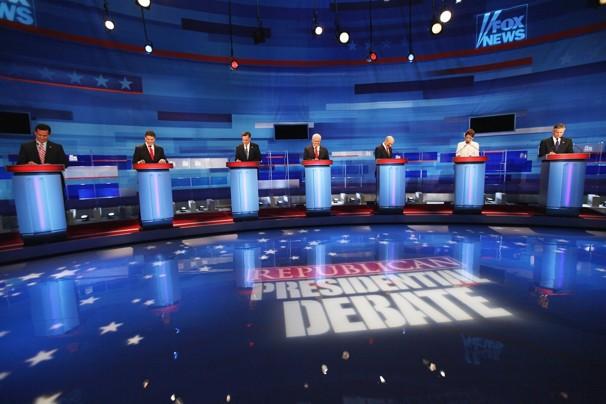 Dec 15 Fox Iowa Debate