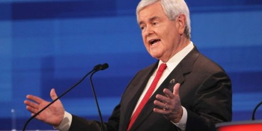 Gingrich Campaign Plans Pointless, Illegal Write-In Campaign In Virginia