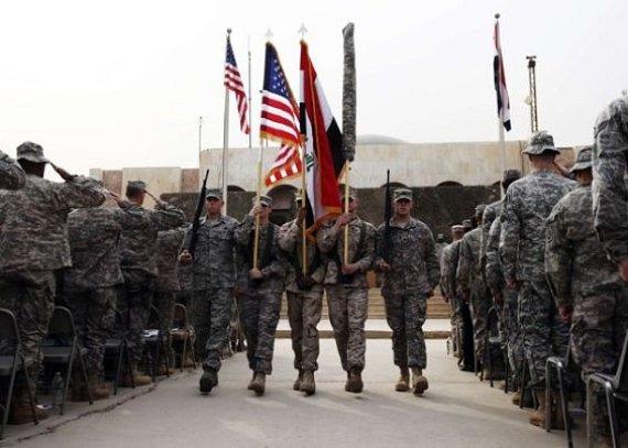 Iraq 15 December 2011