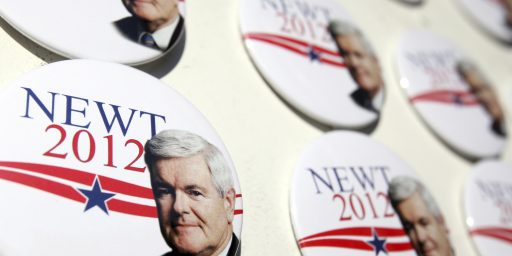 Majority Of Republicans, Tea Party Supporters Say Gingrich Is An Acceptable Nominee