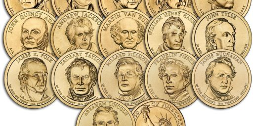 The End (Again) Of The Dollar Coin