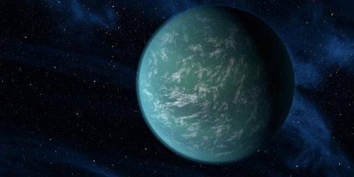 There's An Earth-Like, Possibly Habitable, Planet 600 Light Years Away