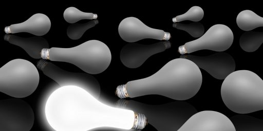 Despite Congressional Reprieve, The Old Incandescent Light Bulb Is Still Dead