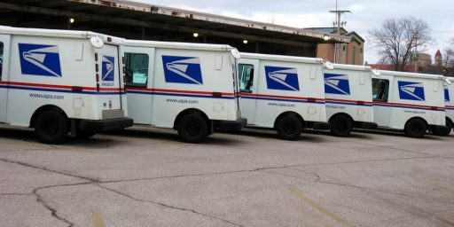 Does The Post Office Have A Future?