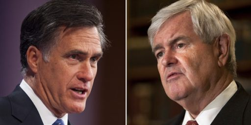 Gingrich SuperPAC's Anti-Romney Film Fails The Fact Check Test