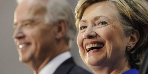 Joe Biden Inches Closer To Clinton In New Poll