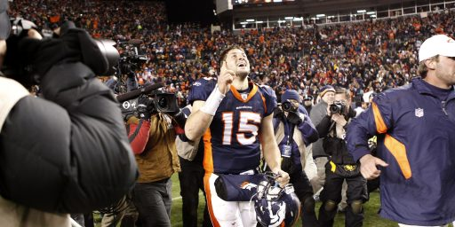 Republicans Vying For Tim Tebow Endorsement