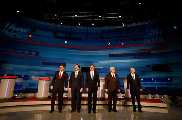 GOP Debate Jan 16